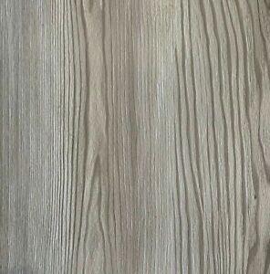 BATHROOM / KITCHEN SELF-ADHESIVE VINYL FLOOR TILES: GREY WOOD EFECT