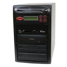 SySTOR MultiMedia Center - 1 to 2 USB/SD/CF/MS Flash Memory to CD DVD Duplicator