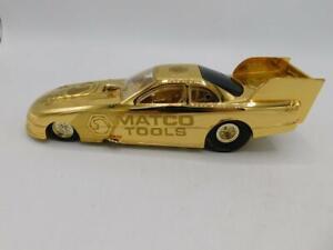 Dean Skuza Racing Champions LE 24K Gold Matco Tools NHRA Funny Car 3591/3774