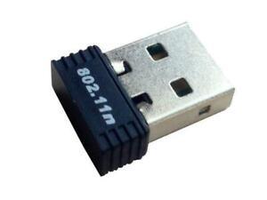 Nano wifi adapter 150Mbps WiFi Wireless Adaptor Network LAN Card 802.11n/g/b