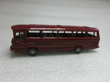 1:87 Wiking 709/2 Autobus MB O 302 Deutsche Bundesbahn (RC1/3/AA)