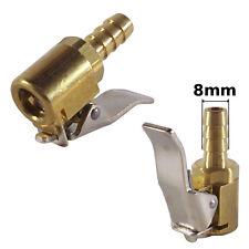 MICHELIN KOMPRESSOR NIPPEL AUTOVENTIL SCHRADER Druckluft Anschluss Pumpe 8 mm