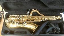 Selmer Prelude TS700 Tenor Saxophone w/new case