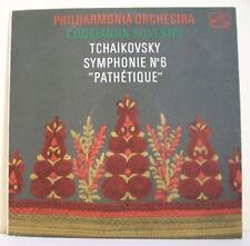 """33T TCHAIKOVSKY Disque LP 12"""" PHILHARMONIA ORCHESTRA SILVESTRI -VOIX MAITRE 500"""