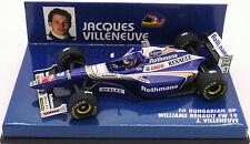 MINICHAMPS ROTHMANS WILLIAMS RENAULT FW19 J.VILLENEUVE HUNGARIAN GP 1997 1/43