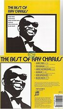 RAY CHARLES the best of jazz CD ALBUM hard times rockhouse blues waltz ..