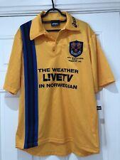 1997-99 Millwall Third Shirt - Medium -*Auto Windscreen Final Insignia*