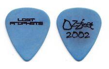 Lostprophets Lee Gaze Blue Guitar Pick - 2002 OzzFest Tour Lost Prophets