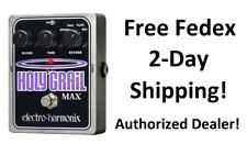New Electro-Harmonix EHX Holy Grail Max Reverb Guitar Effect Pedal