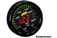 NEW GENUINE  AEM X-Series EGT Gauge 0~1800F / 0~1000C  30-0305