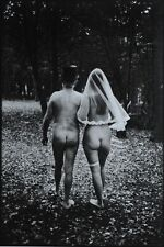 Elliott Erwitt Photo Kunstdruck Art Print 38x53cm Kent England 1984 Nude Couple