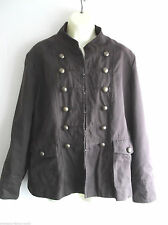 Plus Size Military Casual Coats & Jackets for Women