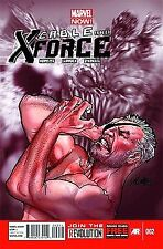 CABLE AND X-FORCE #2 MARVEL NM 1st PRINT
