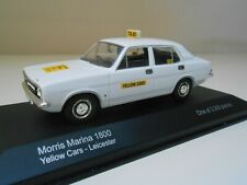 Car morris marina 1800 yelow 1/43 1:43 model car vanguards limited 3300 units