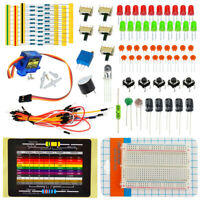 Electronics LED Components Programming Starter Learning Kit for Arduino Project