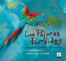 Los Pajaros Perdidos, Philippe Jaroussky, L'Arpeggiata CD | 5099907095023 | New