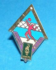 ATLANTA 1996 Olympic Collectible Sports Pin - Beach Volleyball