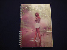 """Taylor Swift Official Spiral Notebook - 5-3/4"""" x 8-1/4"""" - Standing in Water"""