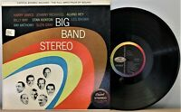 """ BIG BAND STEREO "":  Various Big Bands:  Capitol # SW1055 ~ 1958 ~ Stereo:  EX!"