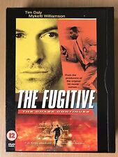Tim Daly THE FUGITIVE: THE CHASE CONTINUES ~ 2000 TV Movie  | Rare UK DVD