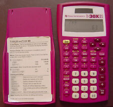 Texas Instruments TI-30XIIS Scientific Solar Calculator