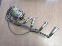 VW GOLF 3 III/VENTO Distribuidor Encendido Con Cable 030905205ab 1,4 44 KW