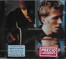 Sin Bandera – Sin Bandera CD 2001 Nuevo Precintado