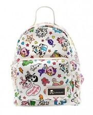 Tokidoki Denim Daze Punk Palette Mascot Womens Handbag Mini Backpack TK1802307