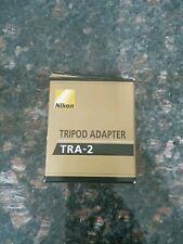 NIKON TRA-2 Tripod Adapter New in Box