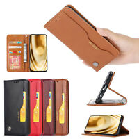 For Samsung Galaxy Note 20 Ultra/A81/A91 Flip Leather Wallet Stand Case Cover