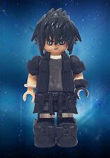 Chigo Lego custom minifigure final fantasy XV FF 15 Noctis Lucis Caelum