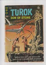 Turok  #75  G  Gold Key comic 1971  Reprints Gold Key #1