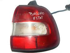 GENUINE SUZUKI BALENO ESTATE RH RIGHT HAND DRIVER SIDE REAR TAILLIGHT