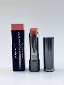 MAC Plenty Of Pout Plumping Lipstick #203 EXTRA KISSABLE 0.12 Oz New With Box
