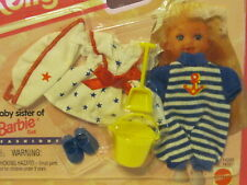 Kelly Doll Clothes Accessories SSF Beach Nautical Summertime New in Package 1995