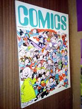 """COMICS RIVISTA FUMETTI N. 7 1973 BRUNO BOZZETTO LUCCA - COME NUOVO """"M"""""""
