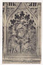 amiens ,cathédrale ,histoire de st jean baptiste