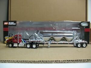 DCP 2017 SHOW TOY KENWORTH T880 AY CAB HEIL PNEUMATIC TANKER-TRAILER SCALE 1 /64