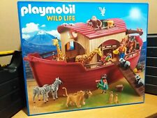 Playmobil Wild Life 9373 L'arche de Noé avec animaux (Neuf & Scellé)