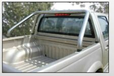 ISUZU PICK UP D-MAX ROLL BAR INOX LUCIDO 60 2/4 PORTE MOD.03 e 07