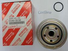 Genuine Toyota Auris Avensis Fuel Filter OEM 2339026160