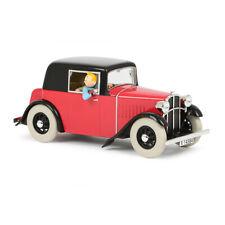 The Rosengart Get-Away Car 1/24 Voiture Tintin cars The Broken Ear 2019
