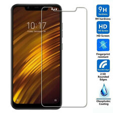 9H HD Tempered Glass Protective Screen Protector Film For Xiaomi Pocophone F1