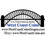 West Coast Coins Oregon
