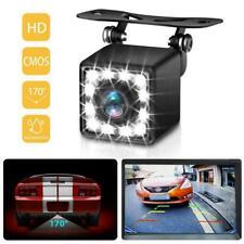 170° Car Rear View Backup Camera Reverse 12LED Night Vision Waterproof Supp W4J0