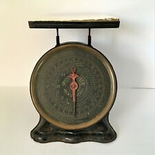 Antique Mercantile Mail and Express Scale