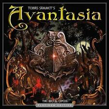 Tobias Sammet's Avantasia - The Metal Opera Pt. I (1) (Orange) (NEW 2 VINYL LP)