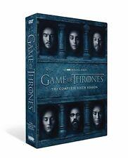 Game of Thrones - Season 6 DVD 2016
