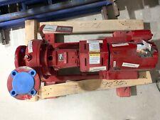 Bell Amp Gossett End Suction Pump