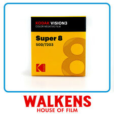 Kodak Vision3 Super 8 Film - 50D 7203 50ft - FLAT-RATE AU SHIPPING!